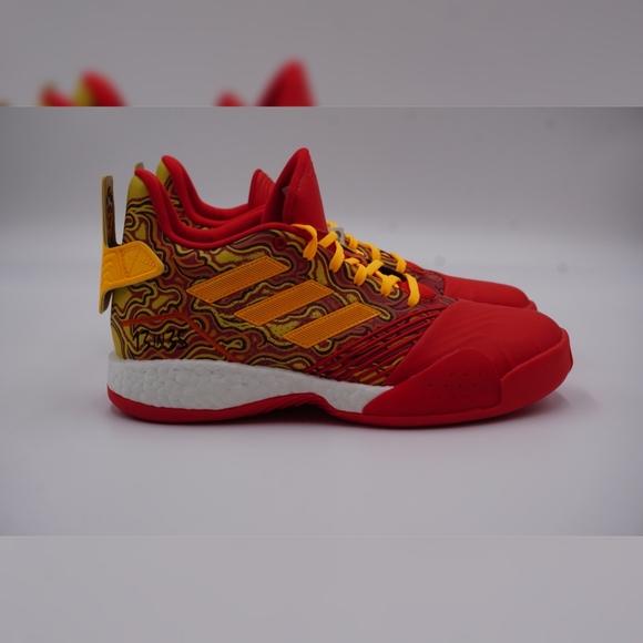 Adidas T-Mac Houston Rockets Basketball Shoes